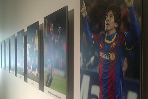 Camp Nou Experience : Leo Messi