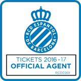 Official FC Barcelona ticket agent for the 2015-2016 season