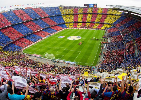 Compare and buy FC Barcelona tickets | 2018-2019 season