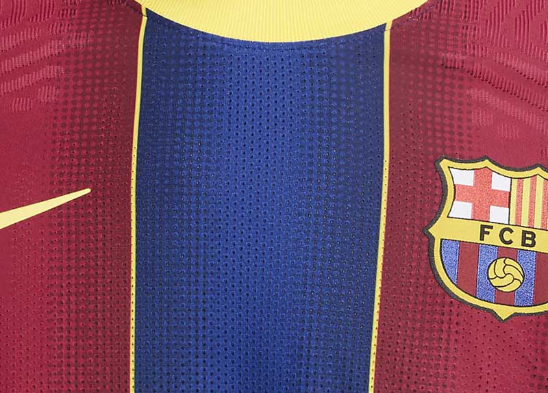 buy online e65cb 6ca1d Buy the FC Barcelona 2019-2020 home and away shirt